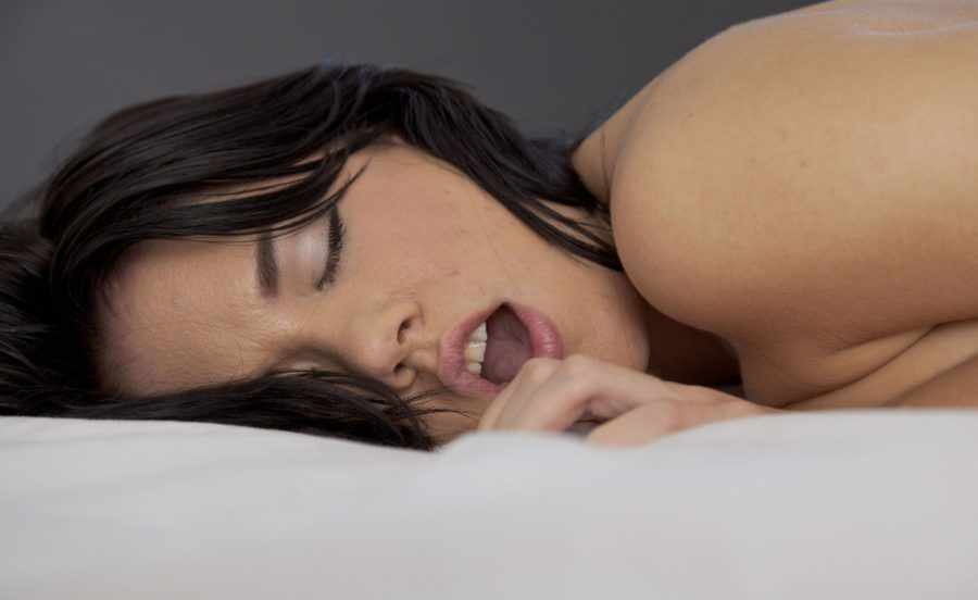 довести её до оргазма