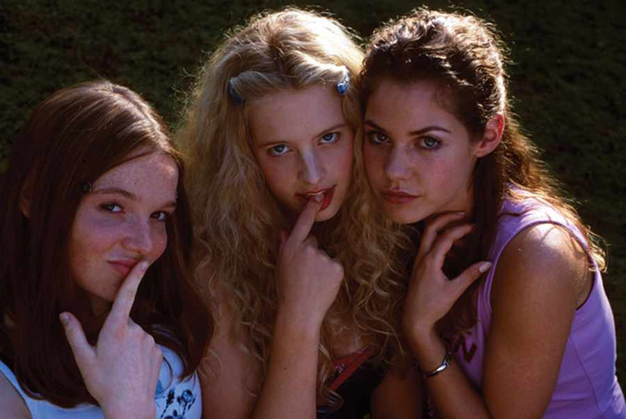 «Девочки сверху» (2001, Германия)