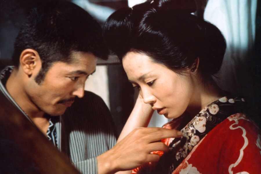 «Империя чувств» (1976, Япония)