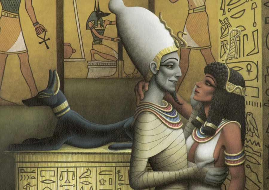 Секс в Древнем Египте