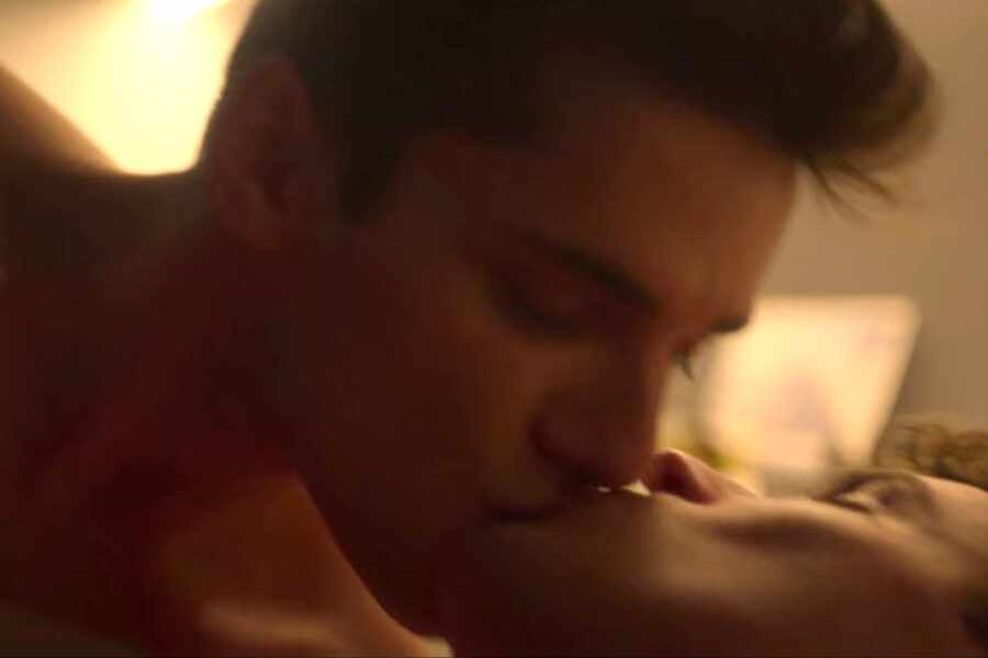 секс сцена из сериала элита