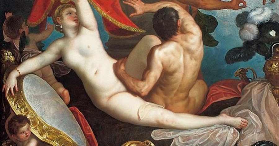 анальный секс в истории
