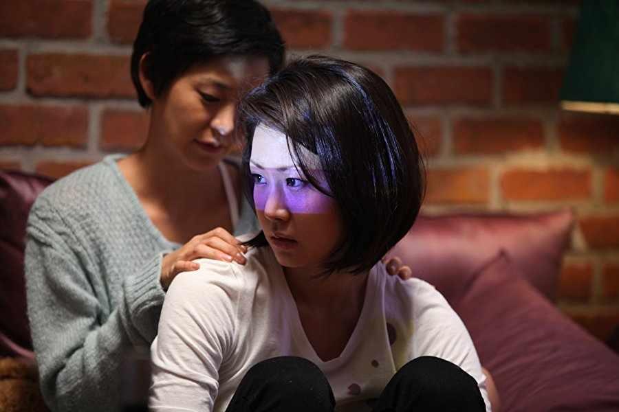 Ледяной дождь / Две женщины / Du yeoja (2010)