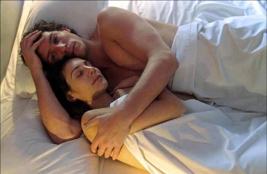 «В постели»