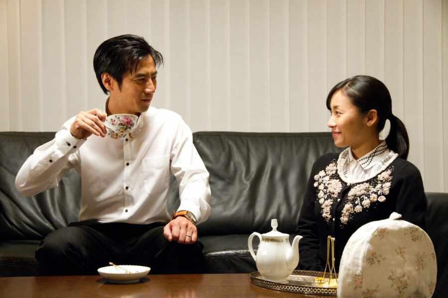 Виновный в романе / Koi no tsumi (Япония, 2011)