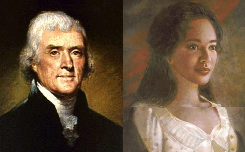 Томас Джефферсон и Салли
