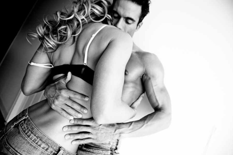 Секс во время кормления грудью