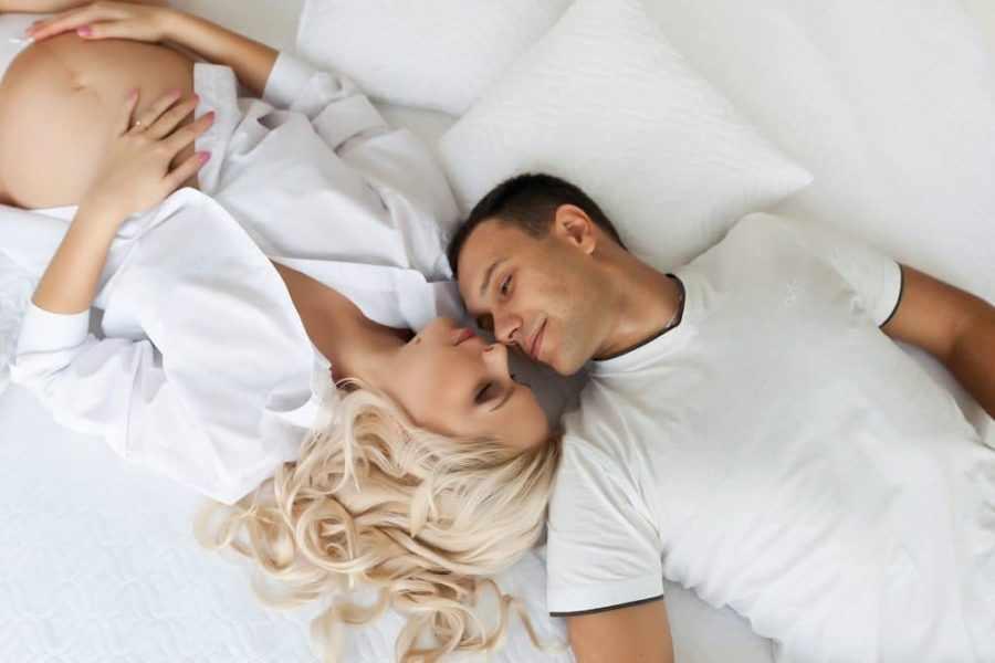 Как совместить секс и беременность