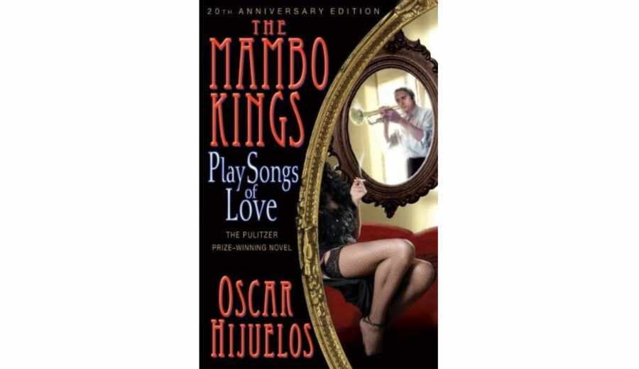 Оскар Ихуэлос – «Короли мамбо поют песни о любви»