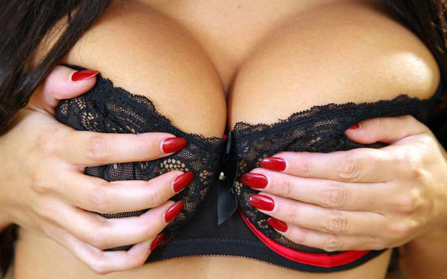 о красоте женской груди