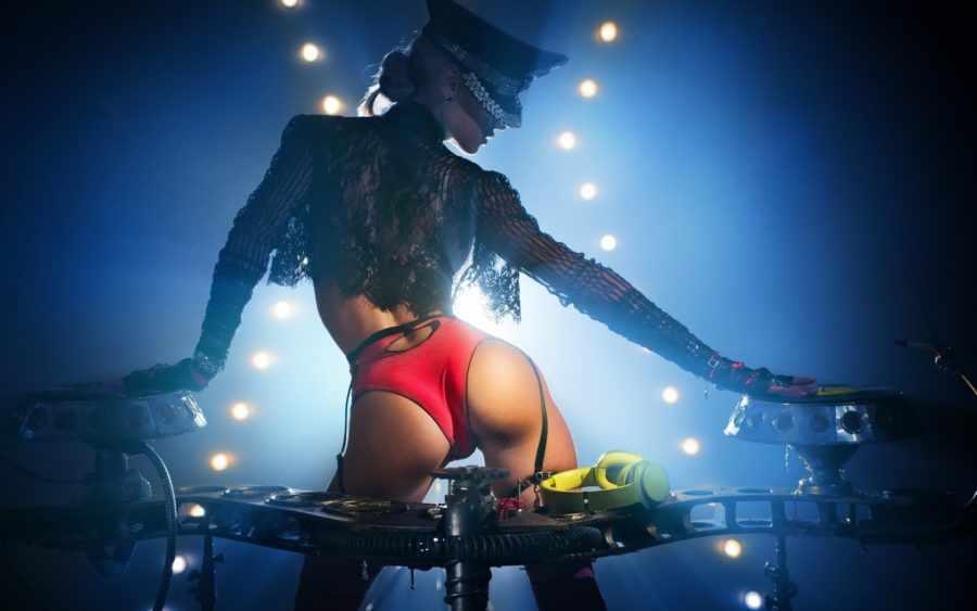 секс после ночного клуба