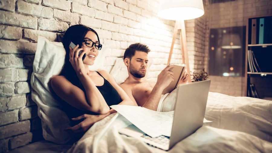 Секс, как лучшее снотворное