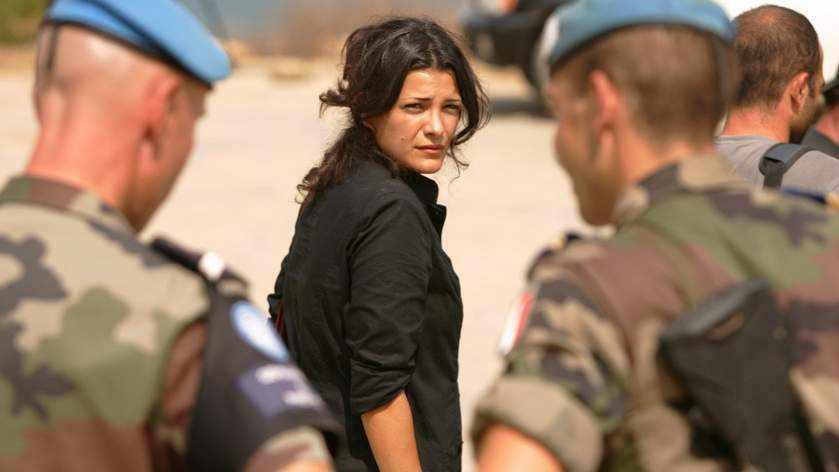 «Под бомбами» (Франция, Великобритания, Ливан, 2007)