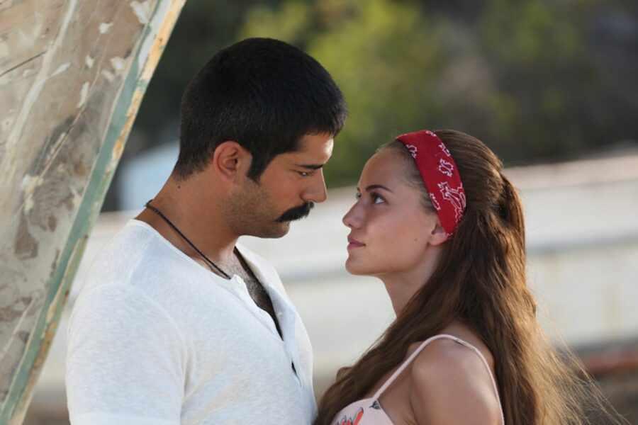 «Любовь похожа на тебя» (Турция, 2015)