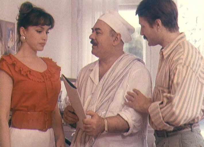 Страсти по Анжелике (1993, Россия, Украина)