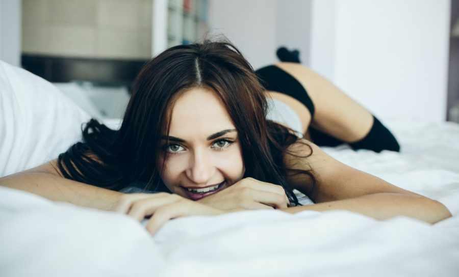 довести мужчину до оргазма