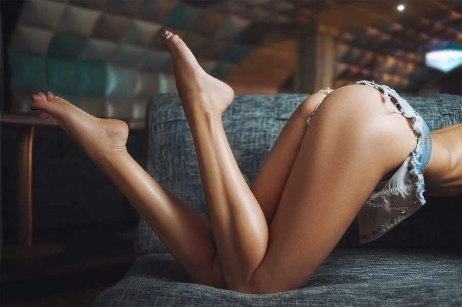 ступни и пальчики как фетиш