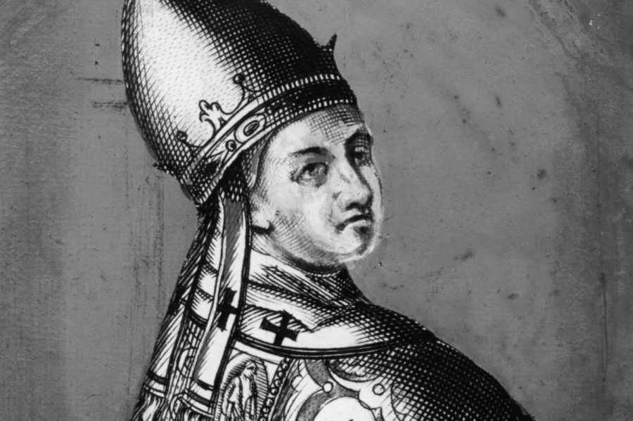 Папа Бенедикт IX