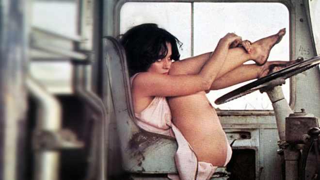 «Дама в автобусе» (1978, Бразилия)