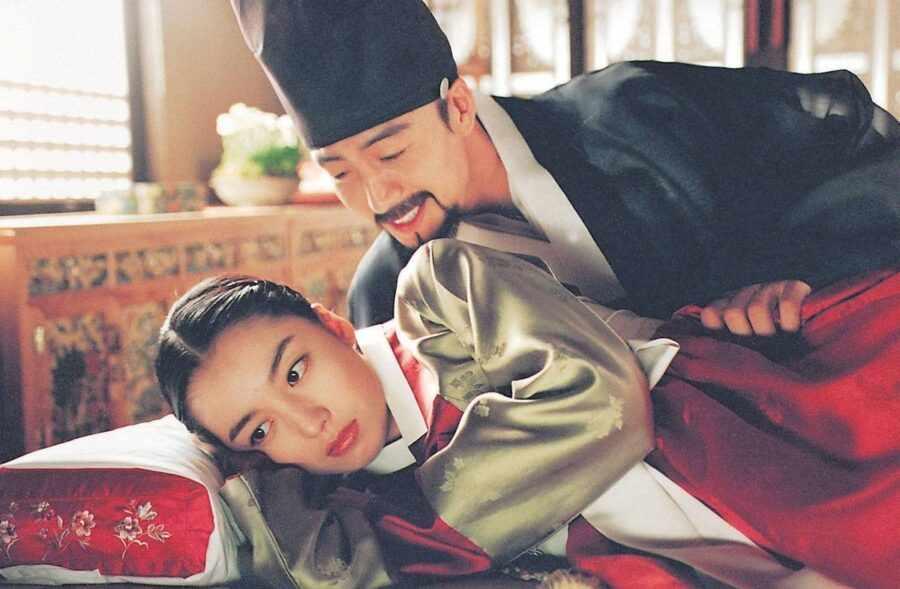 Скрываемый скандал / Seukaendeul - Joseon namnyeo sangyeoljisa (2003)
