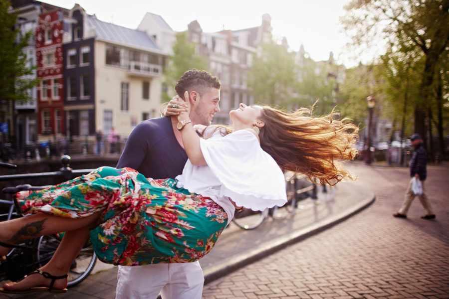 пара в амстердаме