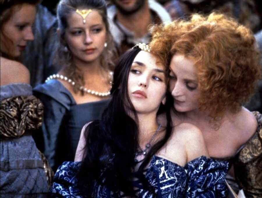 Королева Марго / La Reine Margot (Франция, Италия, Германия, 1994)