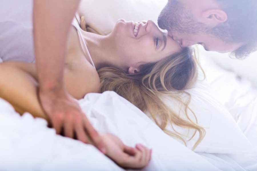 какие парни доводят девушек до оргазма
