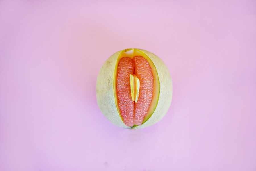 фрукт похожий на половой орган