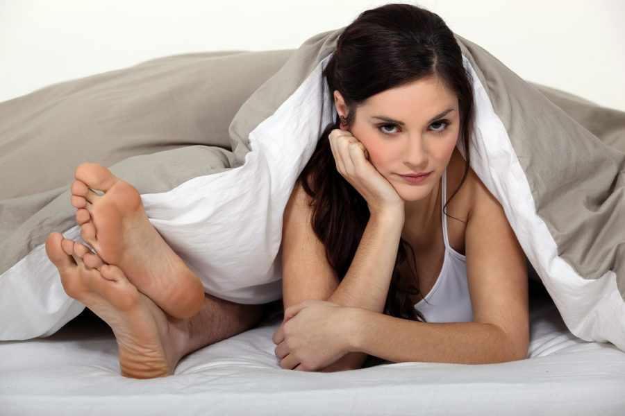 секс из удовольствия превращается в супружеский долг