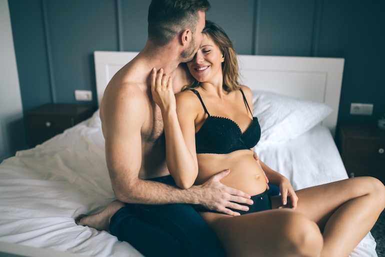 Совместимость секса и беременности