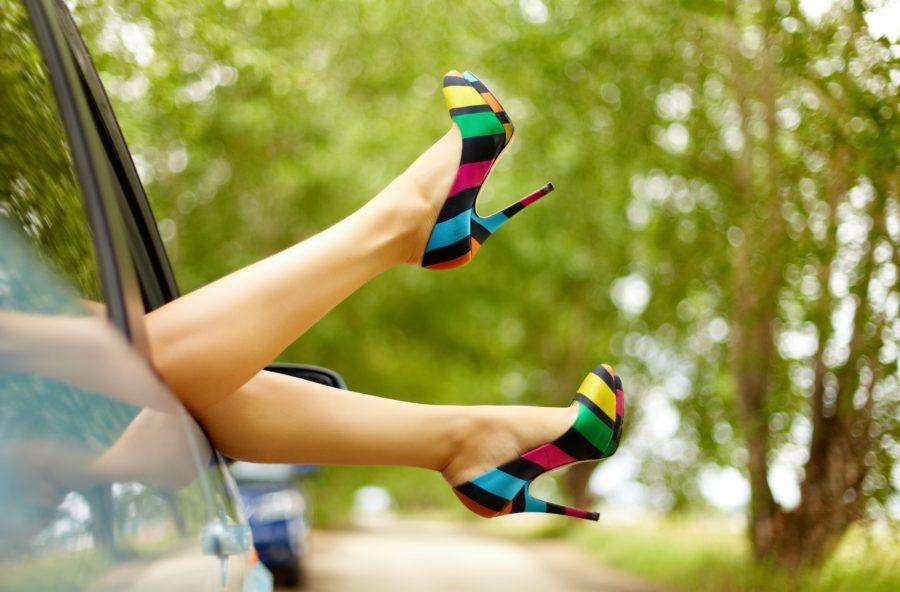 каблуки как фетиш