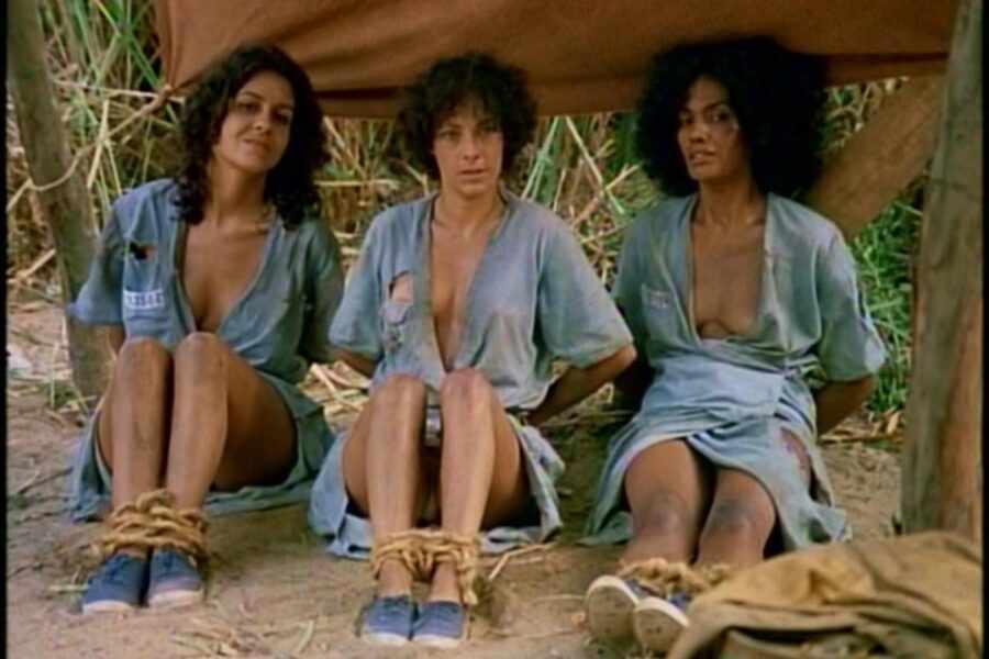 Женщины в ярости / Women in fury (1984)