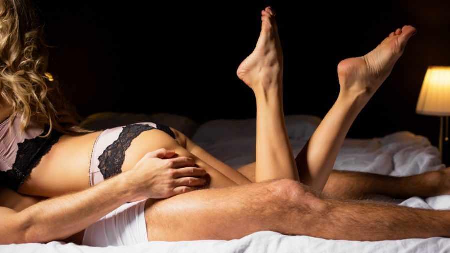 мужчина и оргазмы