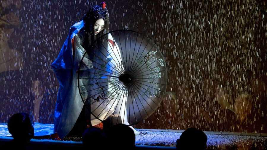«Мемуары гейши» (2005)