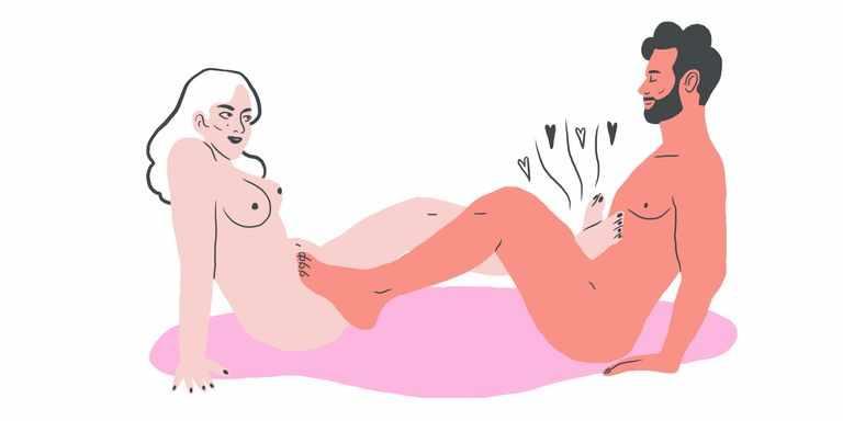 ТОП - 8 поз для секса на диване