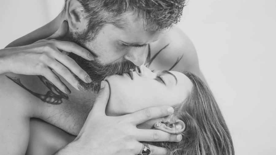 Правила поцелуя для возбуждения