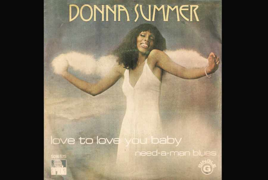 «Love to Love You Baby» – Donna Summer
