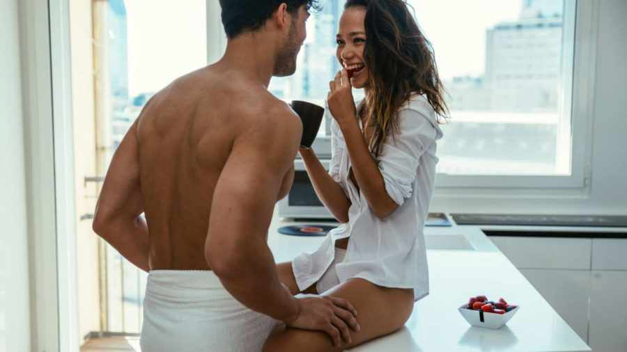 Настройтесь после секс-перерыва