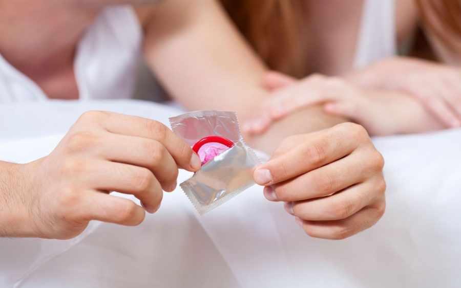 история презерватива