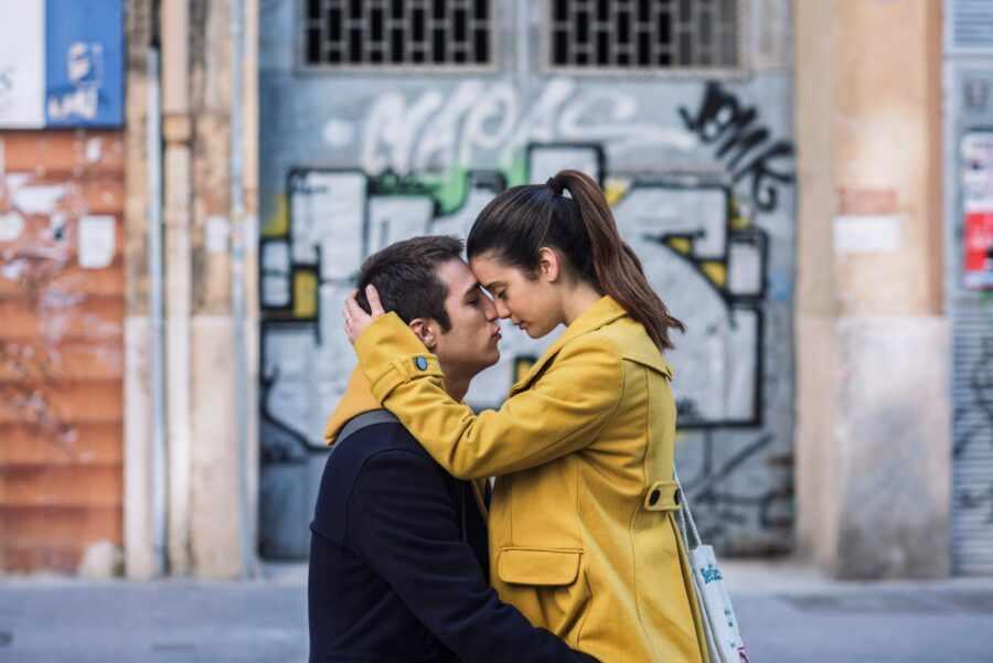 «Любовь» (2017, Испания)
