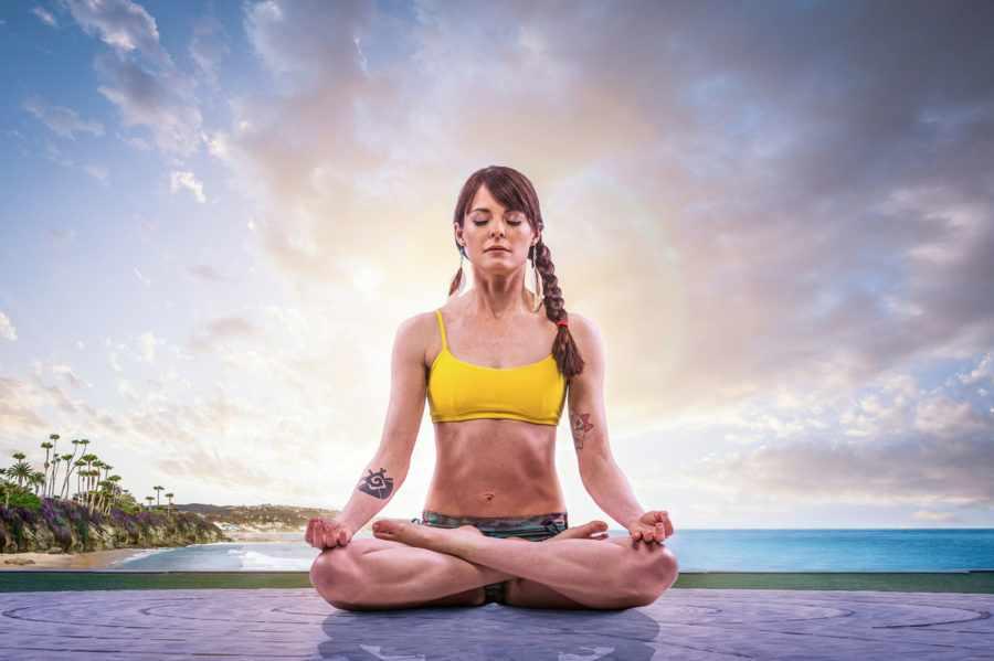 Как йога помогает в сексе
