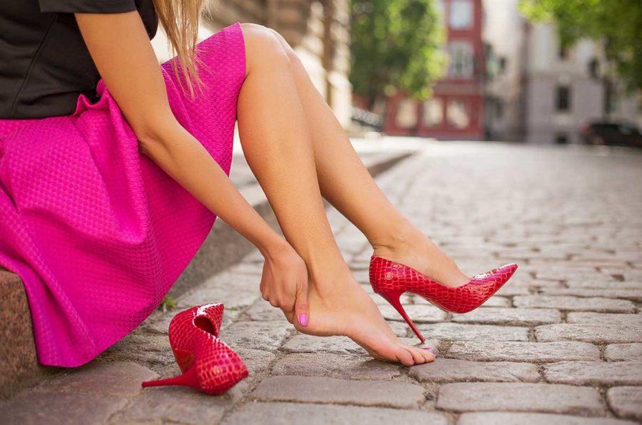 откуда любовь к каблукам