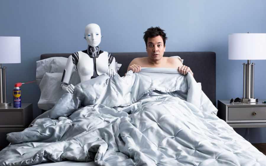 Как роботы повлияют на интим