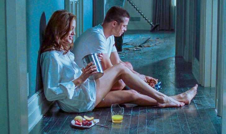 Анджелина Джоли и Брет Питт