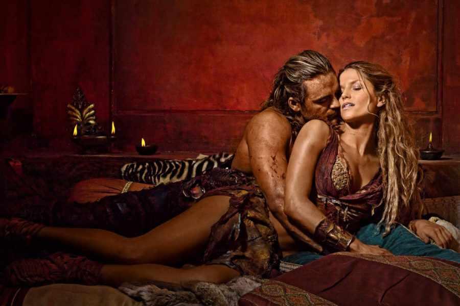 Проституция в Древнем Риме