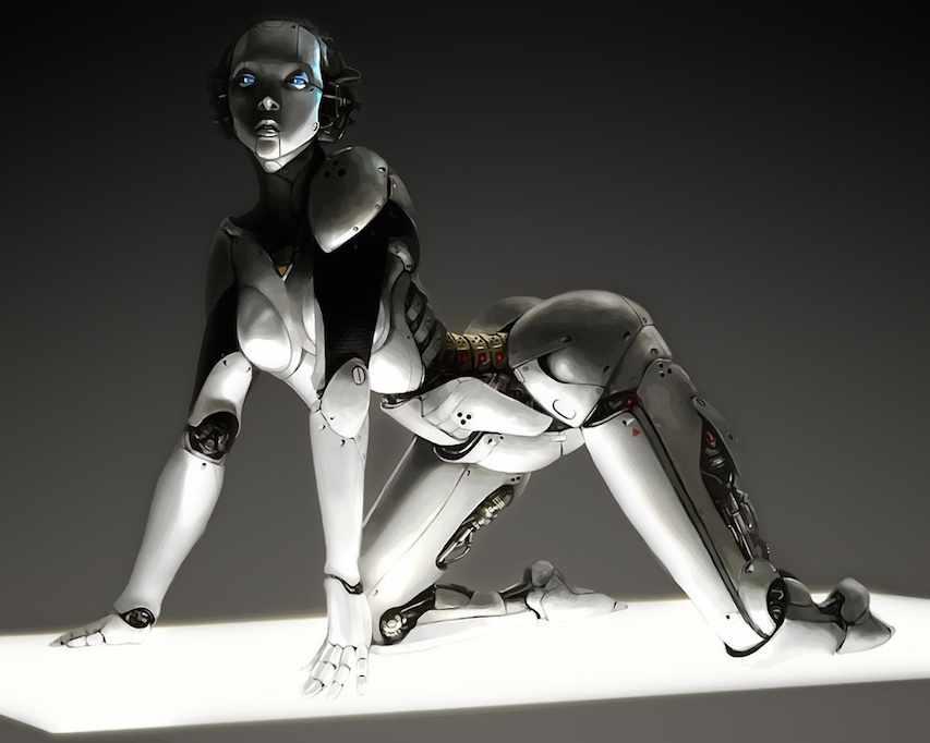 секс и роботы