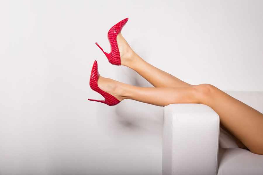 почему девушкам нравятся каблуки