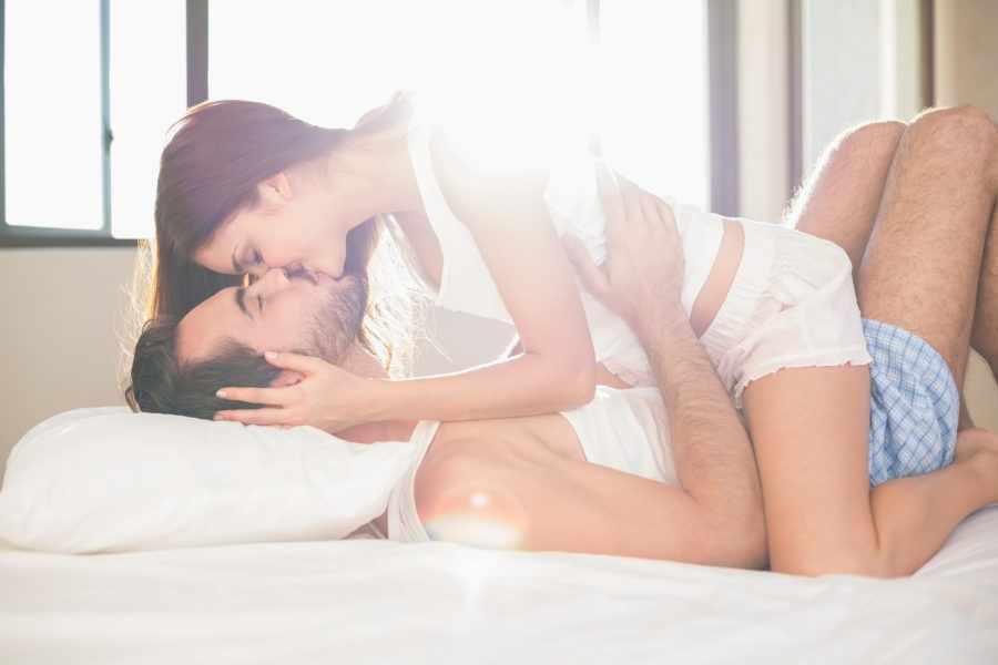 Секс по утрам