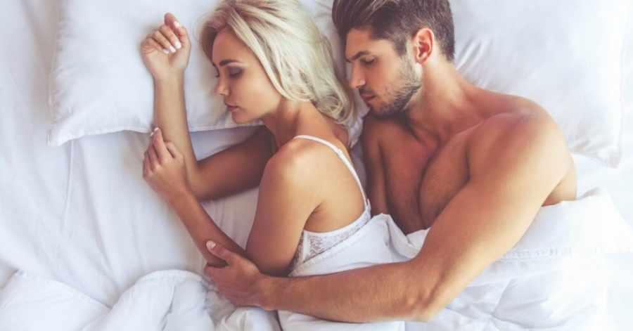 Секс перед сном