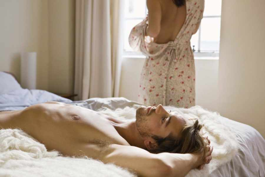 пропадает сексуальное желание